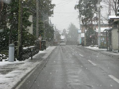 お気に入りの冬景色