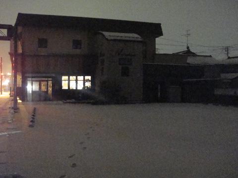 夜の糸魚川店
