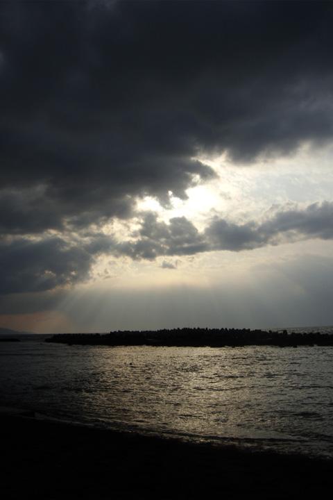 空と日本海