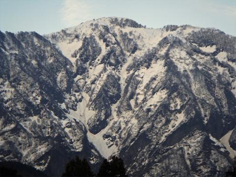 早川の山アップ