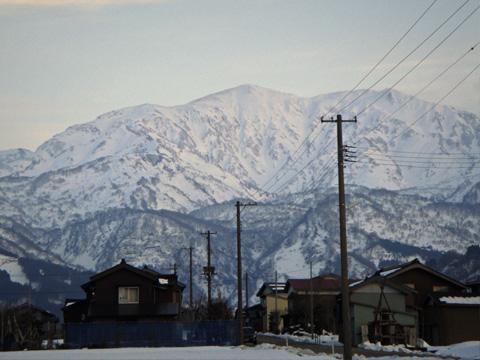 早川の山2