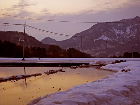 早川の田2