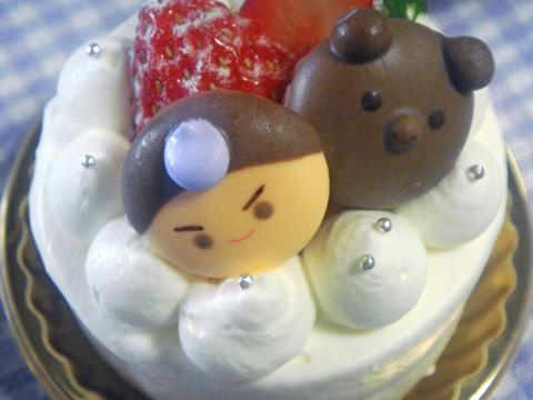 こどもの日デコレーションケーキ??