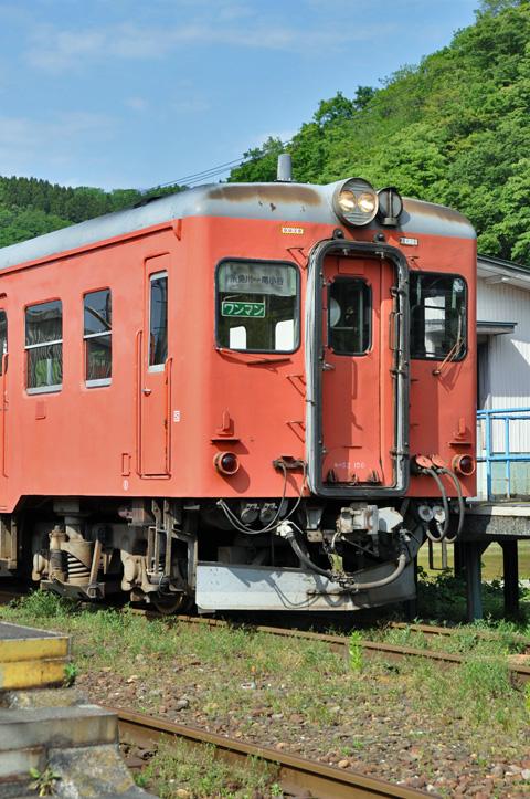 大糸線 キハ52-156