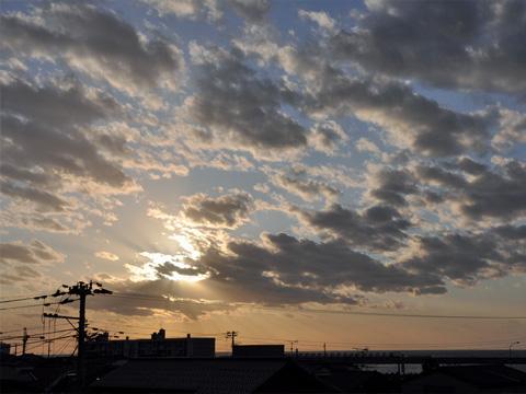 糸魚川の空2