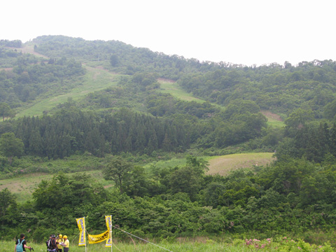 2008年つちのこ探検隊の様子2