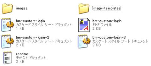 ファイルの中身