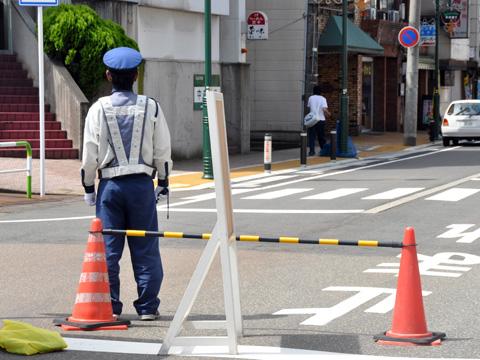 エキカモの駅前規制