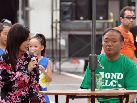 エキカモ・米田市長にきいていみよう2
