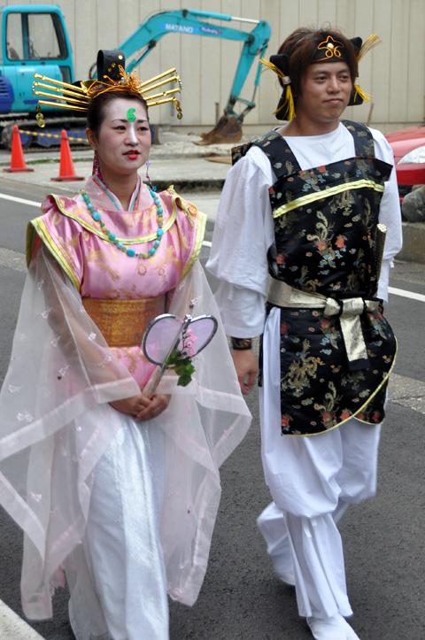 大国主命と奴奈川姫