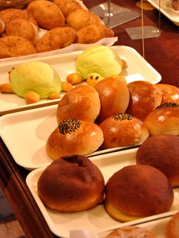 ティンカーベル様パン1