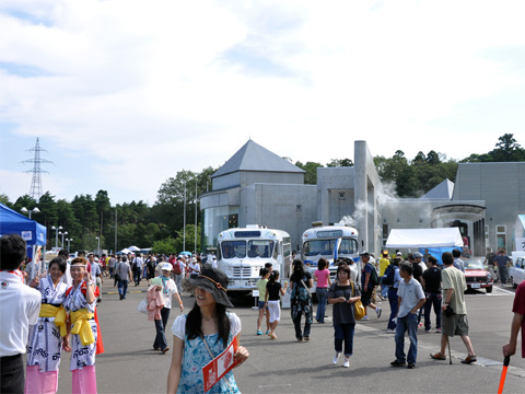日本海クラシックカーレビュー2