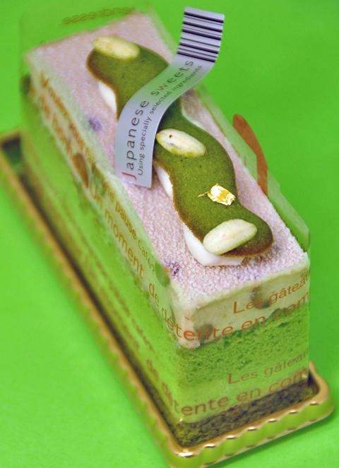 新潟ふるさと村販売のケーキ2