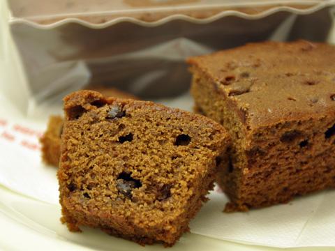 チョコとカラメルのケーキ3
