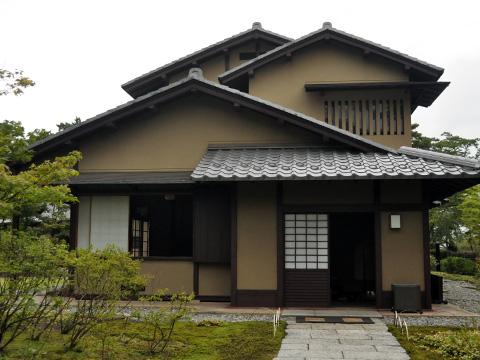 高田公園・小林古径邸4