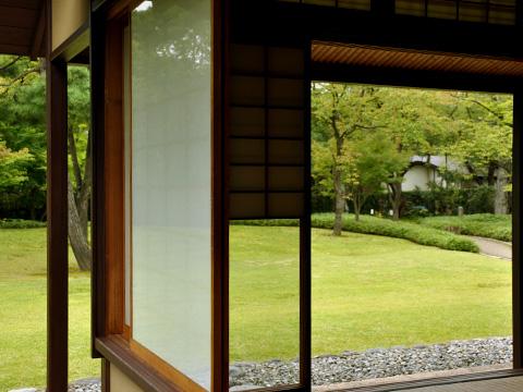 高田公園・小林古径邸5