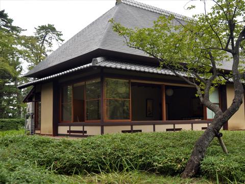 高田公園・小林古径邸7