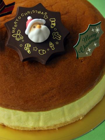 2009年クリスマスケーキ2
