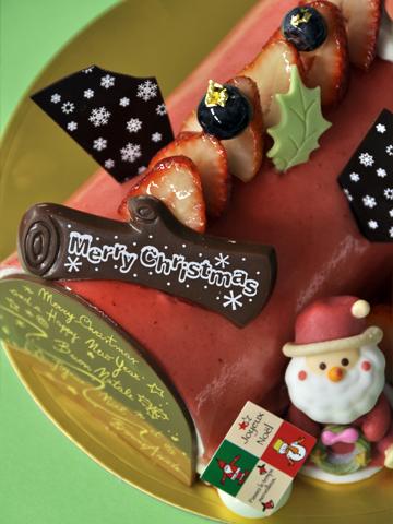 2009年クリスマスケーキ3