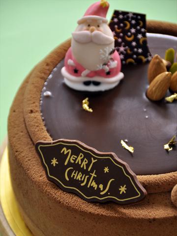 2009年クリスマスケーキ4