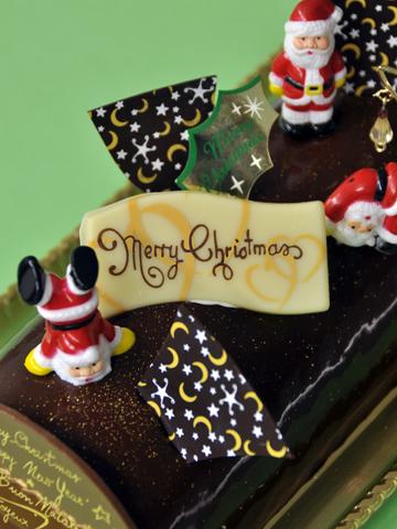 2009年クリスマスケーキ5