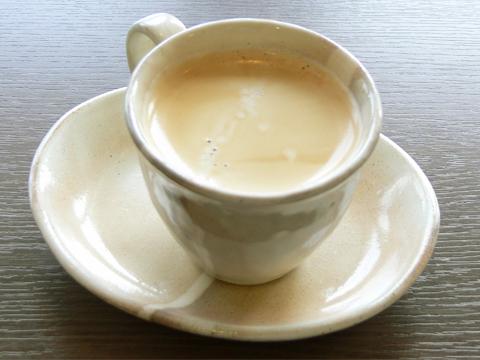 雪室ホットコーヒー