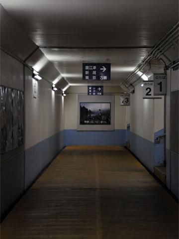 能生から糸魚川へ電車の旅1