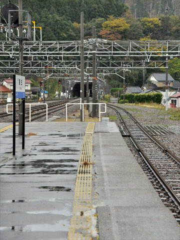 能生から糸魚川へ電車の旅2