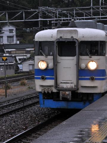 能生から糸魚川へ電車の旅3