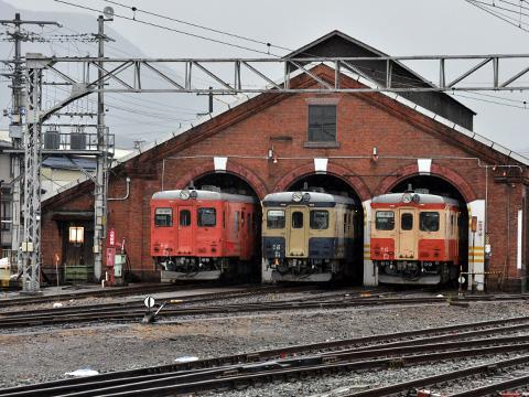 能生から糸魚川へ電車の旅5