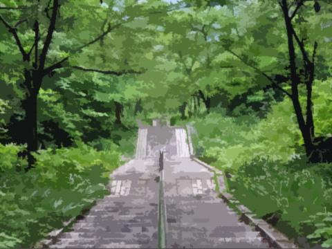糸魚川・新道山