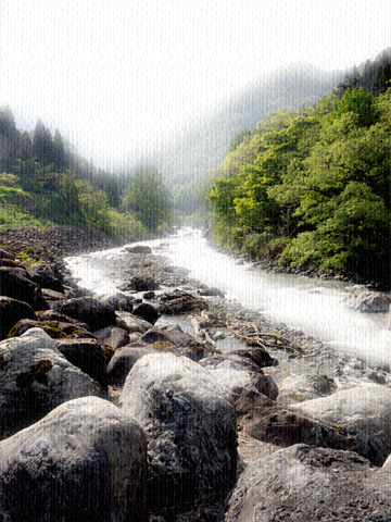 糸魚川・翡翠峡
