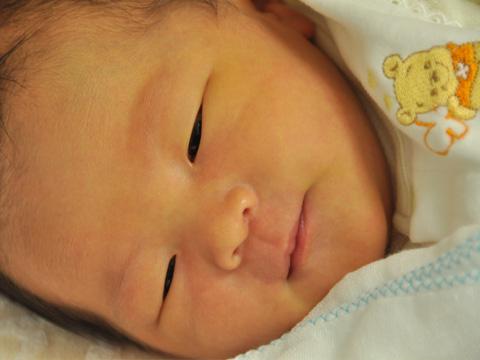 出産退院とお祝い1