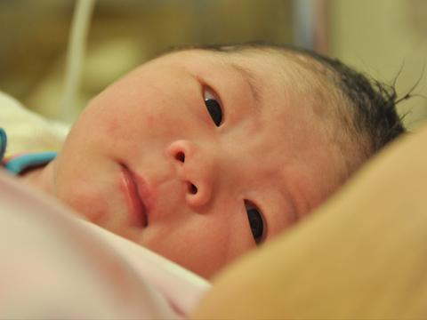 我が子の誕生