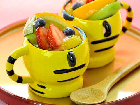 寅のカップのアラモード3