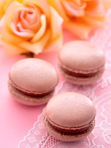 チョコレート・マカロン