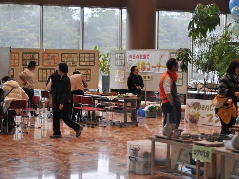 糸魚川市文化協会フェスティバル