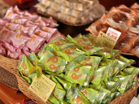 糸魚川の銘菓