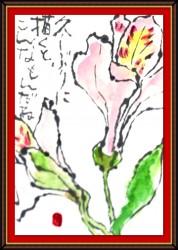 7月の絵手紙2-3
