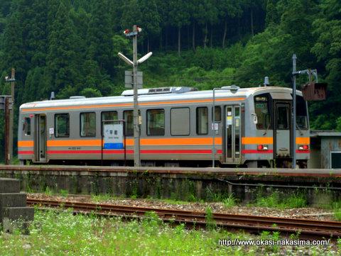 大糸線・新車両キハ120