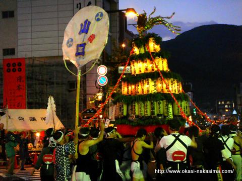 上田祇園祭3