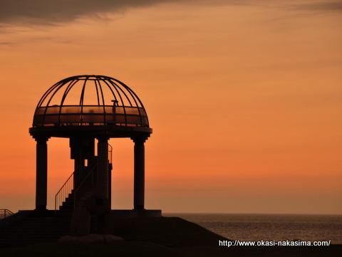 海洋公園の展望台