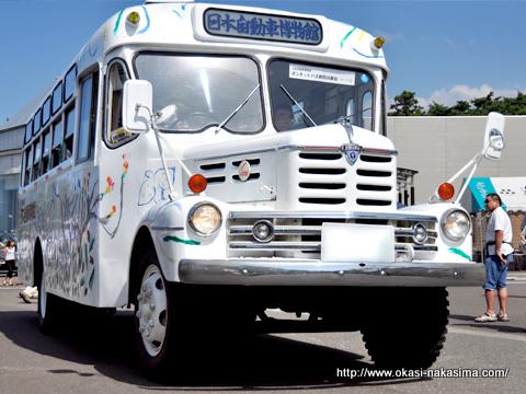 いすゞBXD30ボンネットバス(1968年式)