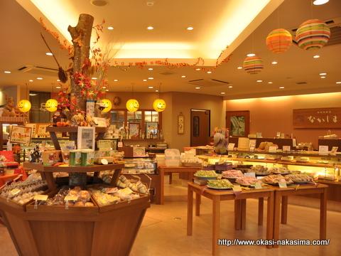 ハロウィン一色の糸魚川店1