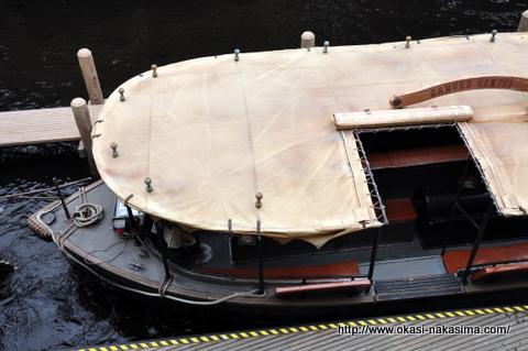 ジャングルクルーズの船