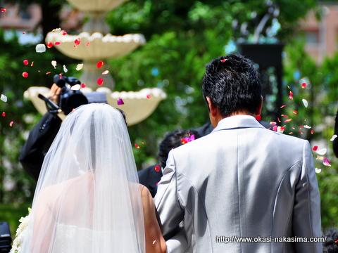 親友の結婚
