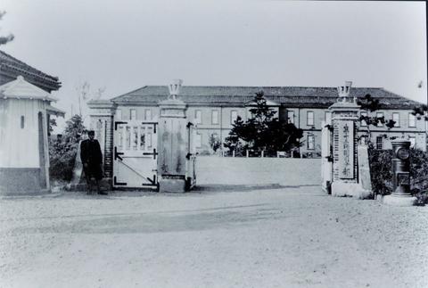 明治時代の高田公園