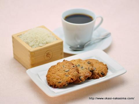 米粉入りカントリークッキー