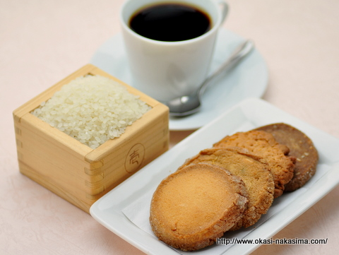 糸魚川米粉入りクッキー