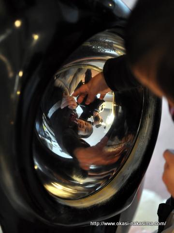 ワンダーランドの鏡